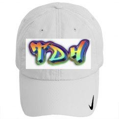 Graffiti Nike hat
