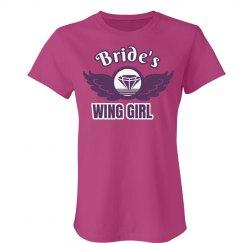Bride's Wing Girl