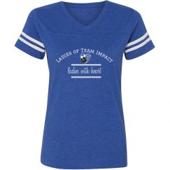 Ladies of Team Impact vintage T