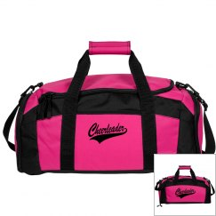 Tropical Pink Cheer Bag