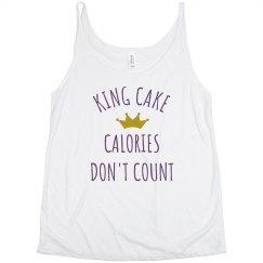 King Cake Glitter Mardi Gras