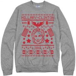 Hillary Clinton Sweater