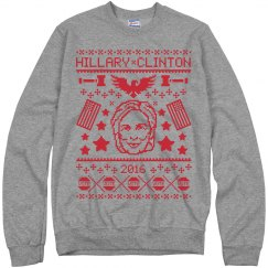 Hillary Clinton Sweater