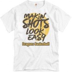 MAKIN SHOTS - BELLE PLAINE