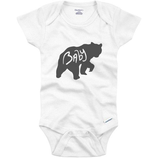 fad5666ef Baby Bear Love Infant Onesie