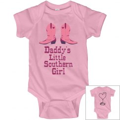 Daddy's Southern Girl