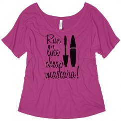 Run Like Mascara!