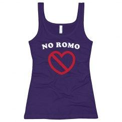No Romo Aromantics Tee