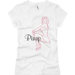pinup t