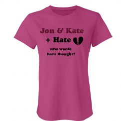 Jon & Kate + Hate