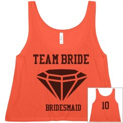 Here comes The Bridesmaid