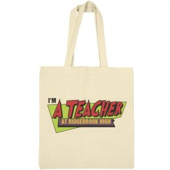 Fast Times Teacher Bag