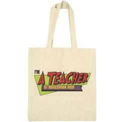 Fast Times Teacher Bag