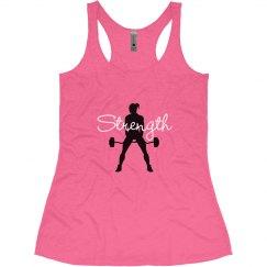 Strength Like A Girl