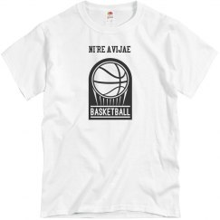 Men's Basketball Tee