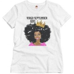 virgo september girl