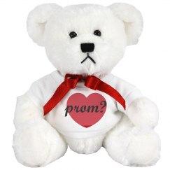 Small Prom Bear