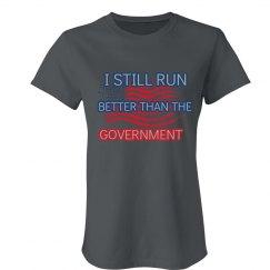 Running for Politics (women's)