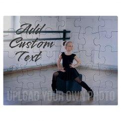 Custom Dancer Photo Gift