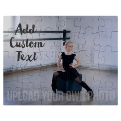 Custom Dancer Photo Gift
