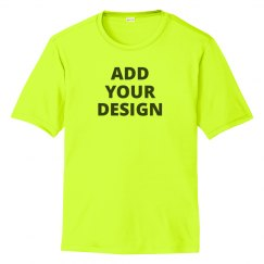Add Your Own Design Tee
