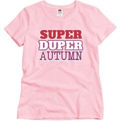 Super Duper Autumn