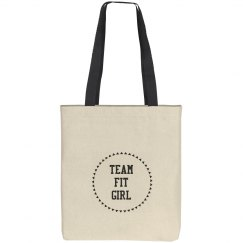 TEAM FIT BEACH TOTE