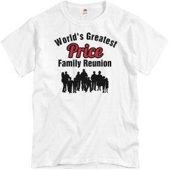 Price Family Reunion