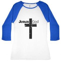 Jesus God