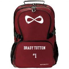 Brady Tutton #1 Bookbag