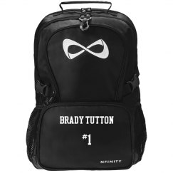 Brady Tutton #1 Bookbag