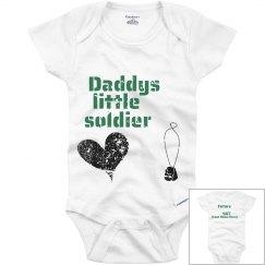 daddys little soldier