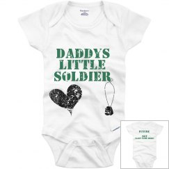 daddys little soldier