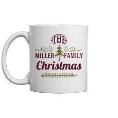 Family Christmas Design