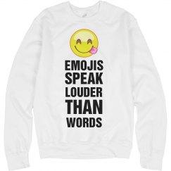 Emoji's Speak