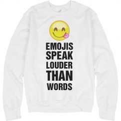 Emoji's Speak