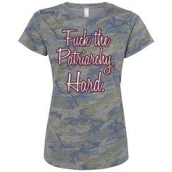 Fuck the Patriarchy. Hard.