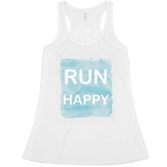 Run Happy tank