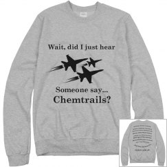 Did Somebody Say Chemtrails!