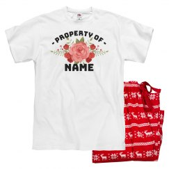 Custom Property Of Pajama Set