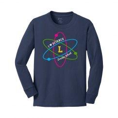 KIDS: Love Science Long Sleeve (more colors)