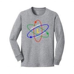 KIDS: Love Science 2 Long Sleeve (more colors)