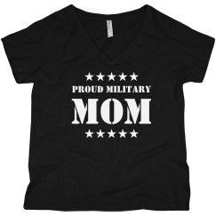 Military Proud Mom