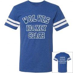 Sudbury Wolves Coach T-shirts