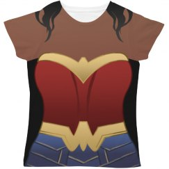 African American Wonder Woman