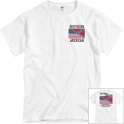 Southern American - T-shirt