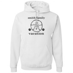 Family Vacation Custom Hoodie