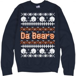 Da Bear Ugly Sweater