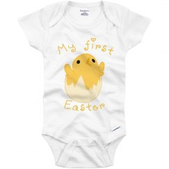 My First Easter Onesie