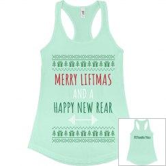 Merry Liftmas